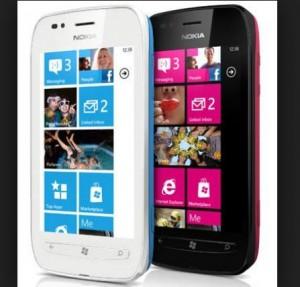 nokia lumia 710 options