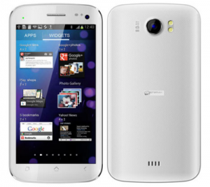 Micromax A110 opt