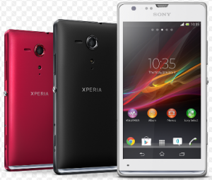 Sony Xperia SP opt